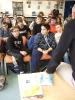 Antzerkigilea kolegioan - Un dramaturge au collège (5.)