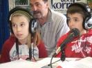 Korrika'irratia kolegioan.... Radio'Korrika au collège...