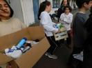 Etorkinendako bilketa eskaintza - Don de la collecte au profit des migrants