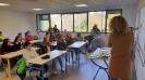 Lizeoko bisita - Visite du lycée (3.)