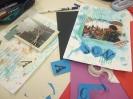 Ibilbide desberdinak : Itsas'artea - eskrapa / Itinéraires de découverte : art de la mer - scrapbooking